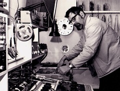 birth of electronic music
