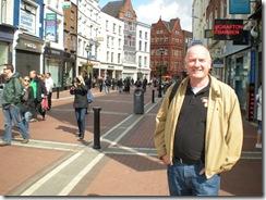 Dublin Grafton Street Ham Rambler