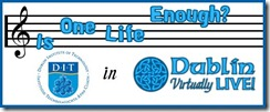 is one life enough theme song contest logo