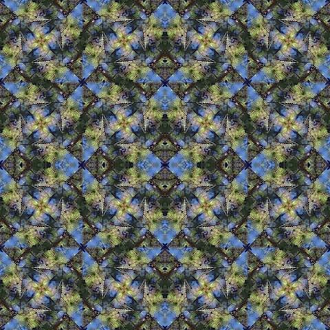 Lustful Pine Mosaic 1