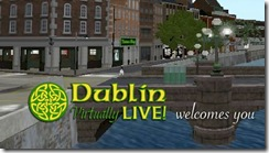 dublin welcome logo