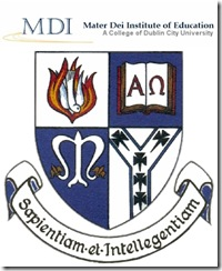 mdi logo and crest
