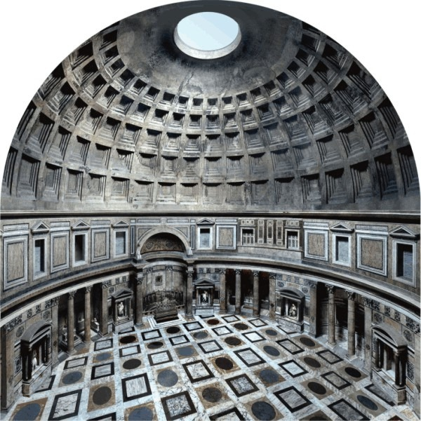 Roman Architecture Vault roman architecture vault