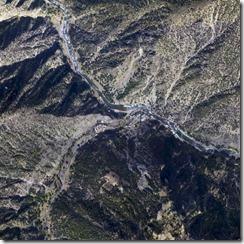 afghan terrain satellite image