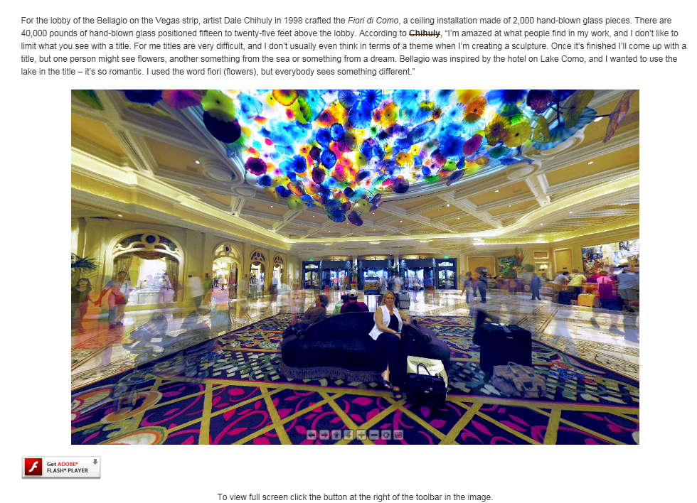 Our Hospitality Leaders : Biography of Steve Wynn, The ... |Las Vegas Bellagio Hotel Lobby