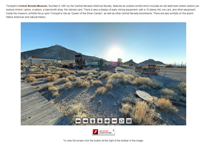 Mining - Central Nevada Museum by Howard Goldbaum
