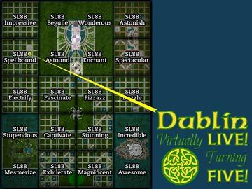 dlv sl8b parcel location sign