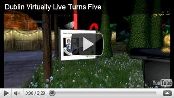 Dublin Virtually Live Turns Five Video Screen Shot