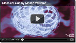 classical gas video title shot