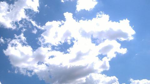cloud snapshot in time