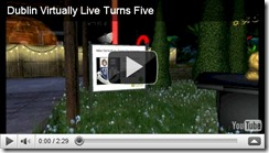 Dublin Virtually Live Turns Five Video Screen Shot