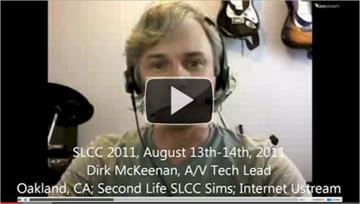 slcc 2011 update dirk mckeenan 07-aug-2011 video screenshot