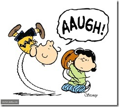 charlie brown lucy distrust image