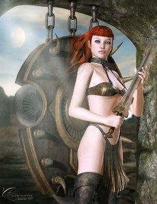 Erogar by Arwenone
