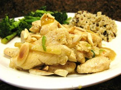 ginger chicken image