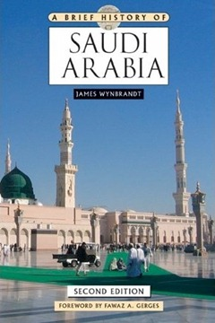 A Brief History of Saudi Arabia Cover Image