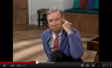 Mr. Rogers Garden of Your Mind Remix Screenshot