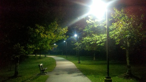 night path
