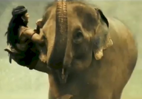 Ong Bak 2 The Beginning screen shot