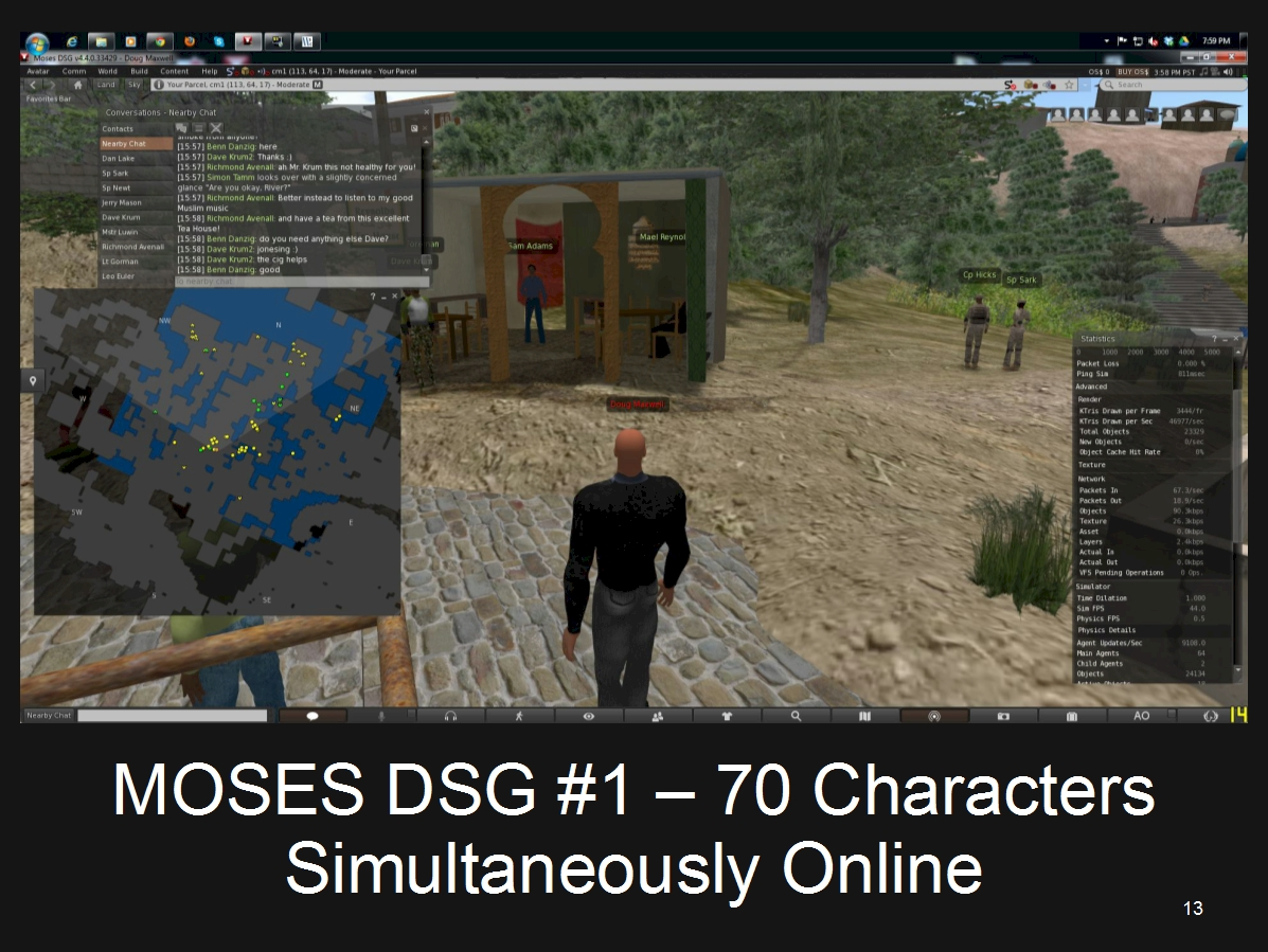 moses dsg #1 slide with caption