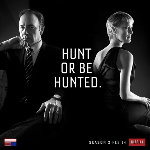 house of cards season us season 2